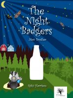 Cover for 'The Night Badgers - New Brother'