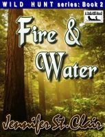 Cover for 'A Beth-Hill Novel: Wild Hunt Series Book 2: Fire and Water'