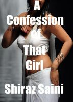 Cover for 'A Confession of That Girl'
