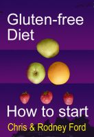 Cover for 'Gluten-free Diet: How to Start'