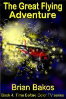 Cover for 'The Great Flying Adventure'