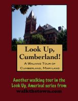 Cover for 'A Walking Tour of Cumberland, Maryland'