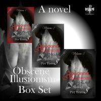 Cover for 'Obscene illusionism Box Set'