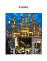 Cover for 'Singapore A Wonderful Delight'