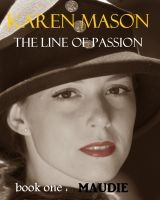 Cover for 'Maudie (The Line of Passion Trilogy book 1)'