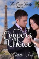 Cover for 'Cooper's Choice (The Evans Family, Book Six)'