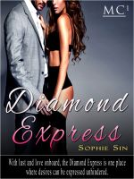 Cover for 'Millionaires Club #1: Diamond Express (Erotica)'