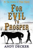 Cover for 'For Evil to Prosper'