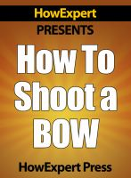 How To Shoot a Bow  cover