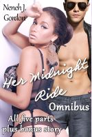 Cover for 'Her Midnight Ride Omnibus (BWWM erotic romance novel)'