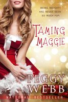 Cover for 'Taming Maggie'