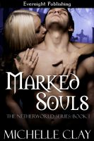 Cover for 'Marked Souls'
