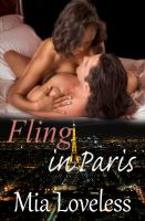 Cover for 'Fling in Paris'