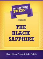 Cover for 'The Black Sapphire'