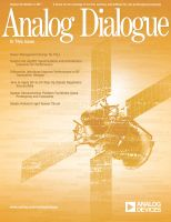 Cover for 'Analog Dialogue, Volume 45, Number 3'