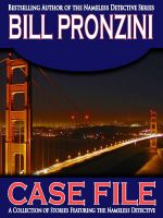 Cover for 'Case File - A Collection of Nameless Detective Stories'