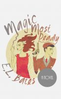 Cover for 'Magic Most Deadly'