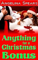 Cover for 'Anything for a Christmas Bonus (office spanking domination erotica)'