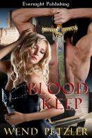 Cover for 'Blood Keep'
