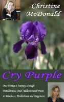 Cover for 'Cry Purple'