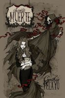 Cover for 'Santa Muerte'