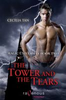 Cover for 'Magic University 2: The Tower and the Tears'