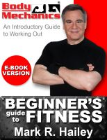 Cover for 'Body Mechanics - Beginner's Guide to Fitness'