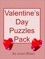 Cover for 'Valentine's Day Fun Puzzles Pack'