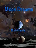 Cover for 'Moon Dreams'