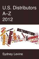 Cover for 'US Film Distributors A-Z 2012'