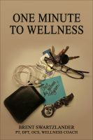 Cover for 'One Minute to Wellness'