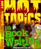 Cover for 'Hot Topics in Book Writing'