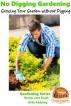 No Digging Gardening - Growing Your Garden without Digging by Dueep Jyot Singh