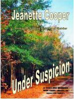 Cover for 'Under Suspicion'