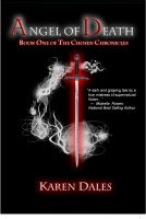 Cover for 'Angel of Death: Book One of The Chosen Chronicles'
