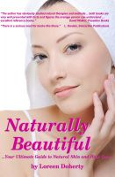 Cover for 'Naturally Beautiful'