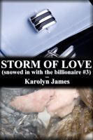 Cover for 'STORM OF LOVE (snowed in with the billionaire #3) (billionaire erotic romance))'