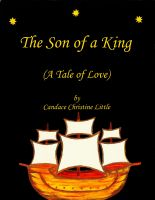 Cover for 'The Son of a King (A Tale of Love)'