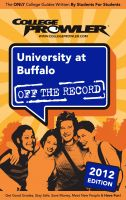 Cover for 'University at Buffalo 2012'