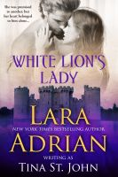 Cover for 'White Lion's Lady'