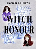 Cover for 'Witch Honour'