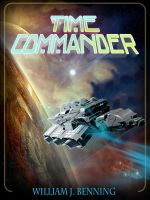 Cover for 'Time Commander'