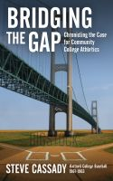 Cover for 'Bridging the Gap'