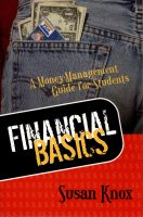 Cover for 'Financial Basics: A Money Management Guide for Students'