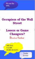 Cover for 'Occupiers of Wall Street: Losers or Game Changers'