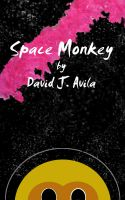 Cover for 'Space Monkey'