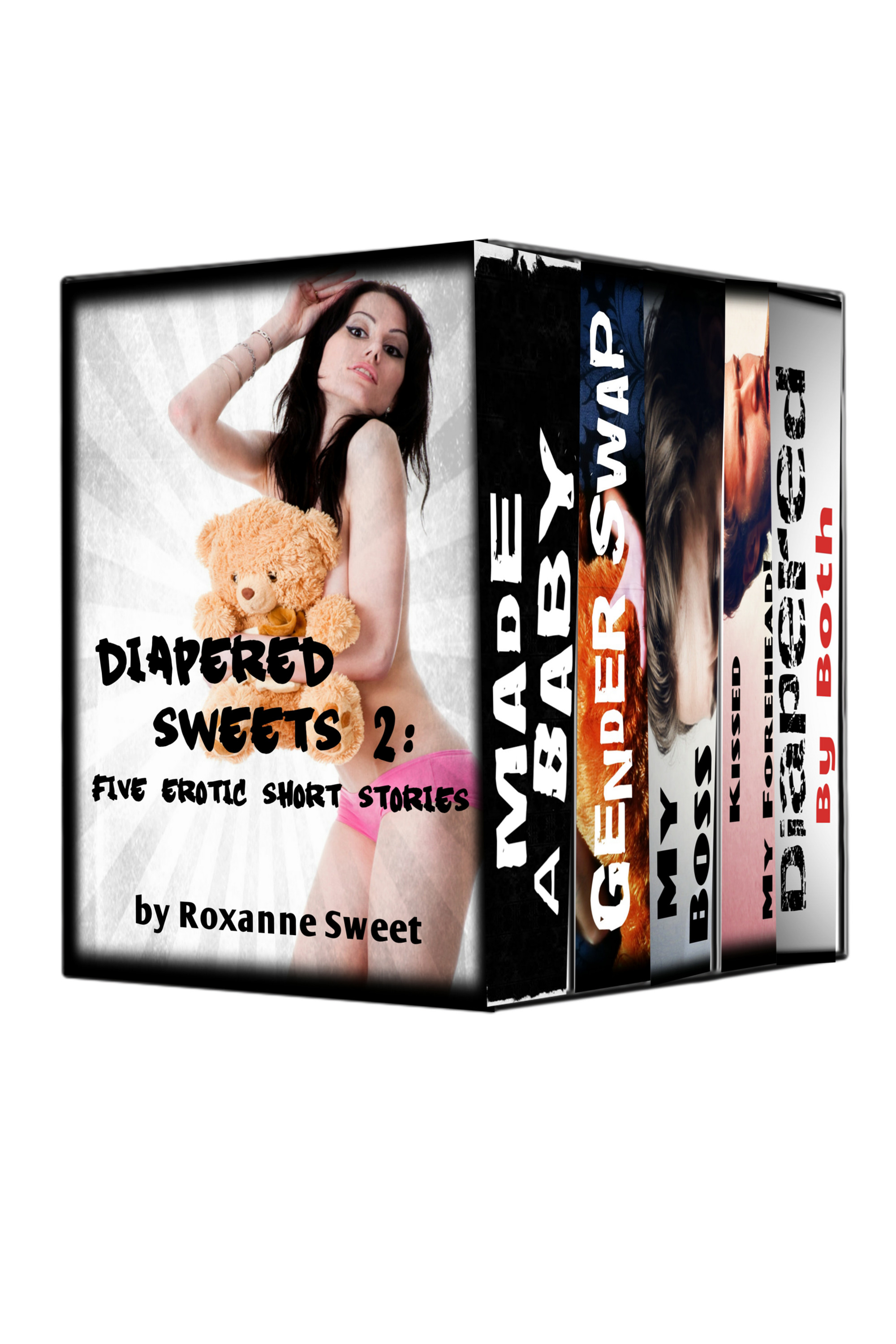 Roxanne Sweet - Diapered Sweets 2: Five Erotic Short Stories