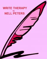 Cover for 'Write Therapy'