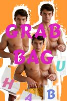 Cover for 'Grab Bag 1 (A Gay Erotica / Gay Erotica Anthology)'