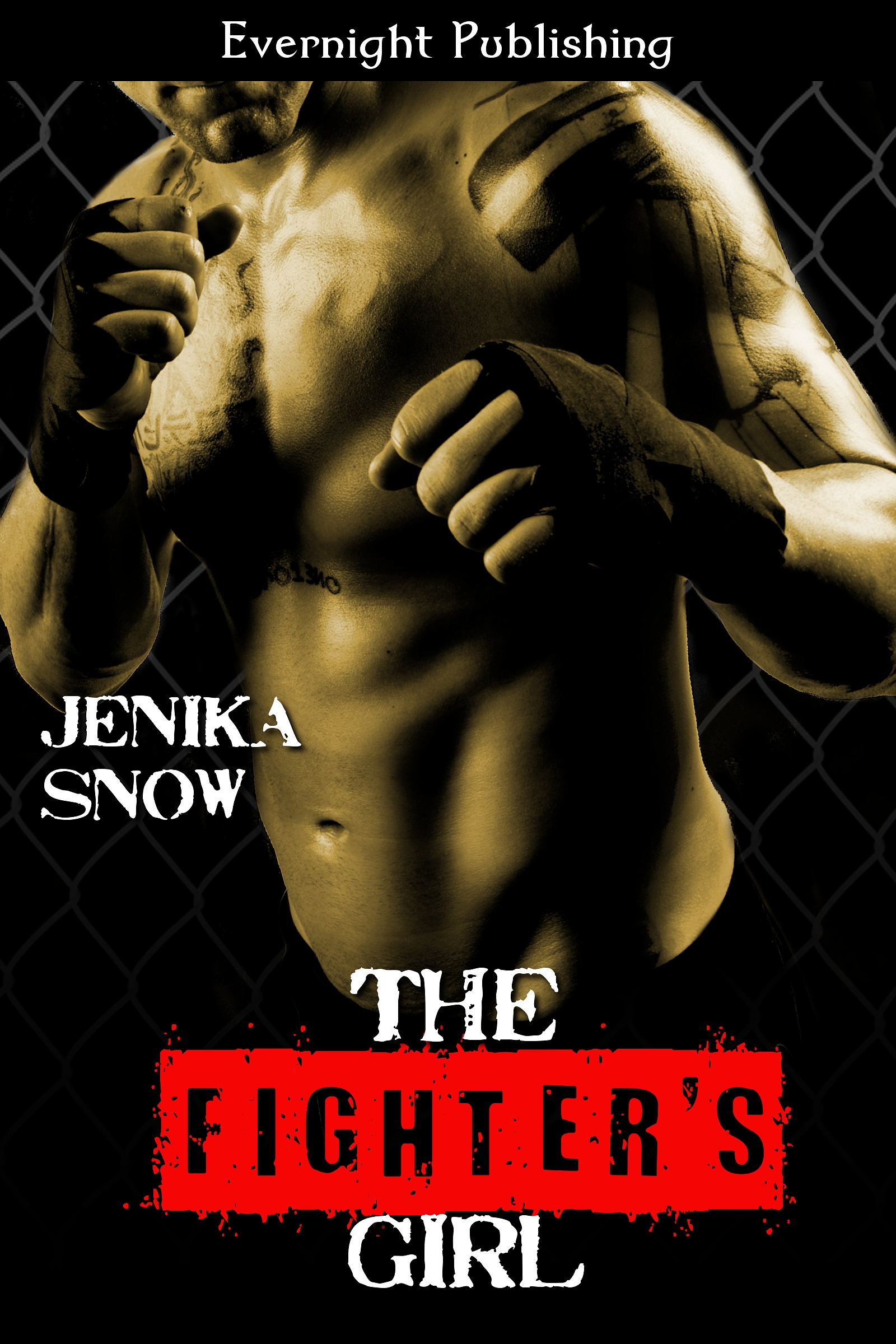 Jenika Snow - The Fighter's Girl